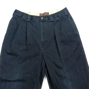 Abercrombie & Fitch Blue Chino Pants 36/30 M422